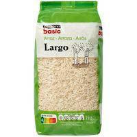 Eroski Basic Arroz largo 1kg