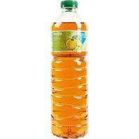Eroski Refresco de manzana sin gas 1,5l