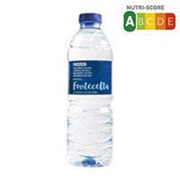 Eroski Aigua ampolla 50cl