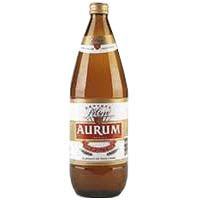 Aurum Cerveza botella 1l