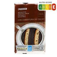 Eroski Pastissets xocolata 250g
