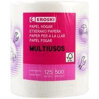 Eroski Paper de cuina multiusos 125 m.