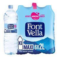 Font Vella Aigua Maxi 6x2l