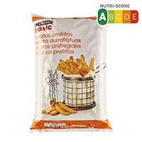 Eroski Basic Patata prefrita 1kg