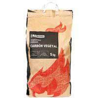Eroski Carbón vegetal 5kg