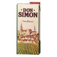 Don Simón Vi blanc de taula brik 1l