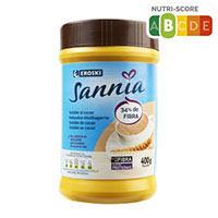 Sannia Cacau fibra s/sucre 400g