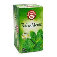 Pompadour Menta/poliol 12 sobres 20g