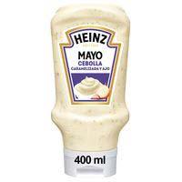 Heinz Maionesa ceba caramel.litzada 400ml