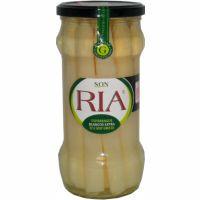 Son-Ria Espárragos blancos extra 9/12 frasco 530g