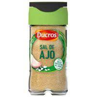 Ducros Sal de ajo frasco 70g