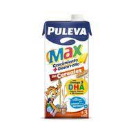 Llet infantil am cereals PULEVA 1l