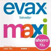 Protector maxi EVAX, caja 72 uds