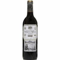 Vi negre DOC Rioja Rva MARQUES DE RISCAL Canister, 075 l