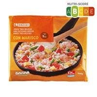 Eroski Arroz 3 delicias marisco 500g