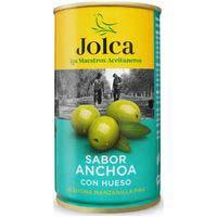 Jolca Olives camamilla gust anxova 185g