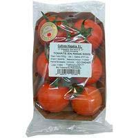 Tomate maduro rama primera 4-5 uni/ban. aprox. 500g