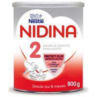 Nidina Leche de continuación en polvo 2 Premium 800g