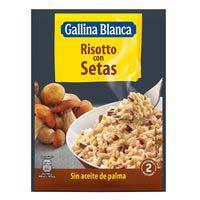 Gallina Blanca Risotto setas 175g