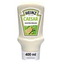 Salsa amanida césar Heinz 400 ml.