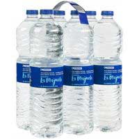 Eroski B. Agua ampolla 6x1,5l