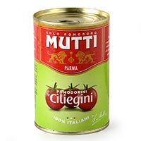 Mutti Tomate cherry lata 240g
