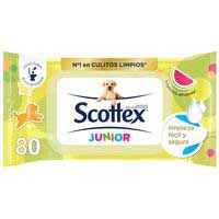 Scottex Hig.húmit junior a/tapa 76u