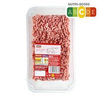 Eroski Preparado burguer meat vacuno 1kg