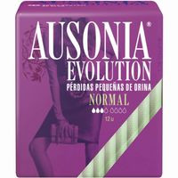 Ausonia Compresa Discreet normal 12u