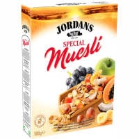 Jordans Cereales Muesly 500g
