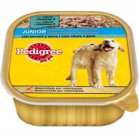 Pedigree Menjar gos junior terrina 300g