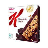 Kellogg's Barretes Special K xocolata amb llet 6u 129g