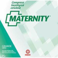 Maternity Compresa cel-lulosa tocològica 25u