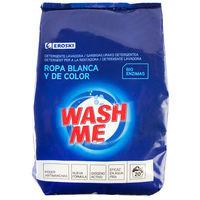 Eroski Detergente en polvo bolsa 20u