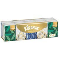 Kleneex Mocadors decorats collection mini 4 capas 15 paquets