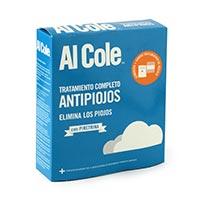 Al Cole Pack loció 200ml i xampú antipolls 200ml
