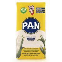 Pan Harina de maíz 1kg