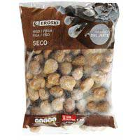 Figues seques EROSKI, bossa 1 kg