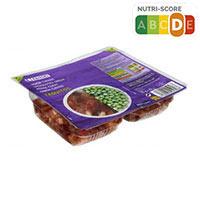 Eroski Taquitos de jamón 2x75g