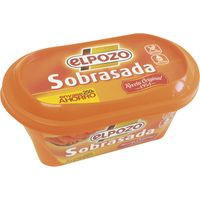 El Pozo Sobrasada tarrina 250g
