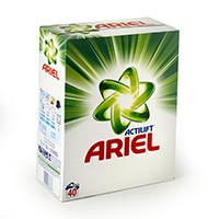 Ariel Detergente en polvo maleta 40 dosis
