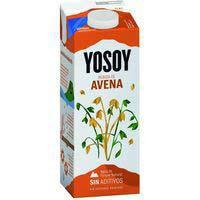 Yosoy Bebida de avena brik 1l