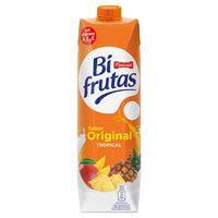 Bifrutas tropical amb llet PASCUAL, bric 1 litre