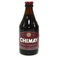 Chimay Cervesa belga etiqueta vermella ampolla 33cl