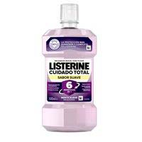 Listerine cuidado total zero 500ml