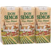 Don Simon Vi blanc pack 3x180ml