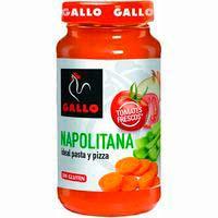 Salsa per a pasta napolitana GALLO, flascó 400 g