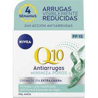 Nivea Crema anti-arrugas Q10 plus Light Visage 50ml