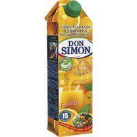 Don Simón Zumo de naranja sin pulpa exprimido brik 1l.