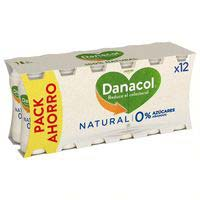 Danacol natural Danone 12x100ml